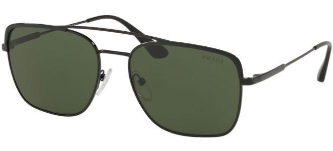 Prada solbriller PRADA METAL PLAQUE EVOLUTION PR 53VS