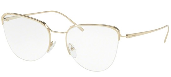 PRADA NEW METAL TEMPLE PR 60UV