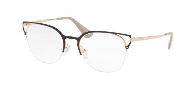 Prada eyeglasses PRADA WANDERER PR 64UV