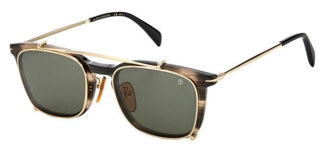 David Beckham solbriller DB 1037/G/CS