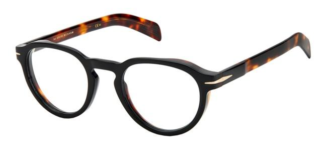 David Beckham eyeglasses DB 7021