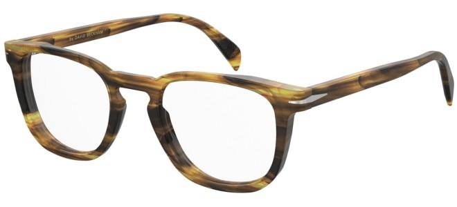 David Beckham eyeglasses DB 7022