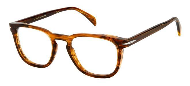 David Beckham eyeglasses DB 7022