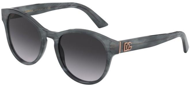 Dolce & Gabbana sunglasses DG MONOGRAM DG 4376