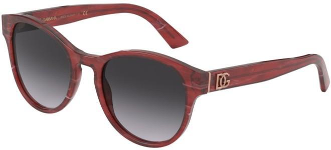Dolce & Gabbana solbriller DG MONOGRAM DG 4376
