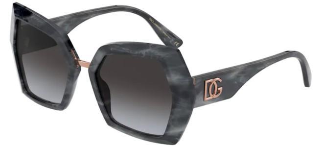 Dolce & Gabbana solbriller DG MONOGRAM DG 4377
