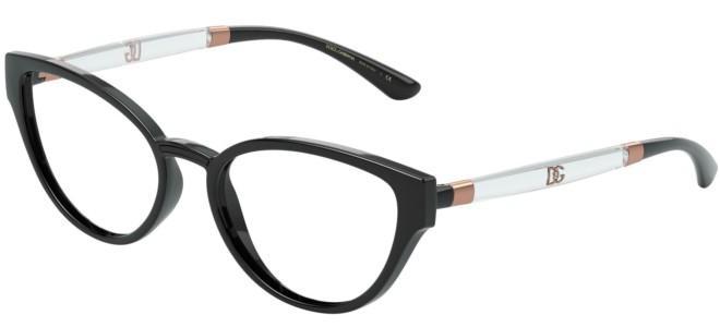 Dolce & Gabbana briller DG MONOGRAM DG 5055