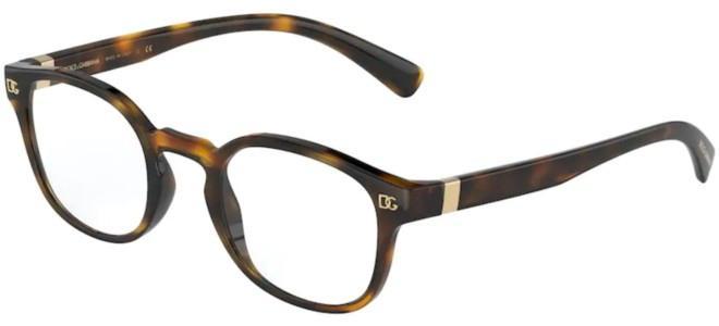 Dolce & Gabbana briller DG MONOGRAM DG 5057