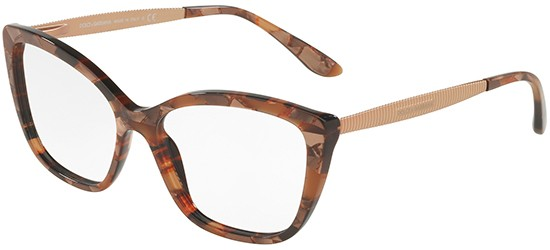 Dolce & Gabbana eyeglasses GROS GRAIN DG 3280