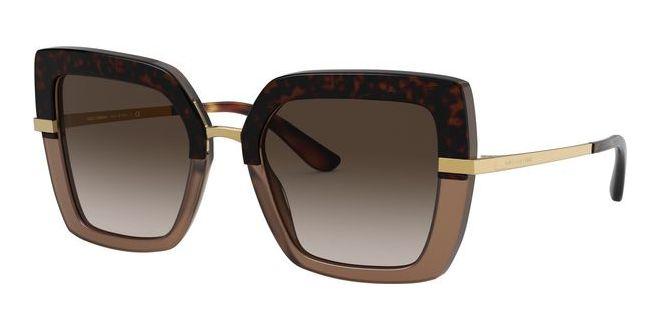 Dolce & Gabbana sunglasses HALF PRINT DG 4373