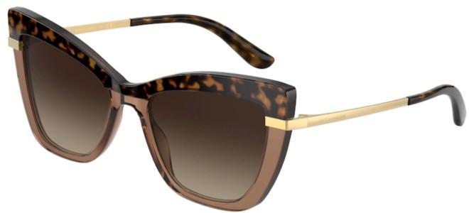 Dolce & Gabbana sunglasses HALF PRINT DG 4374