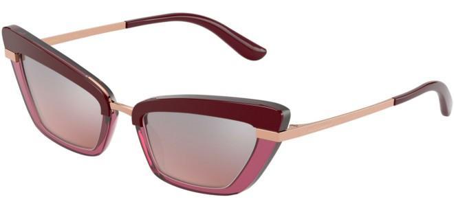 Dolce & Gabbana zonnebrillen HALF PRINT DG 4378
