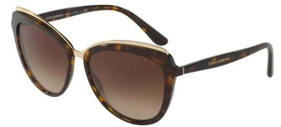Dolce & Gabbana solbriller LESS IS CHIC DG 4304
