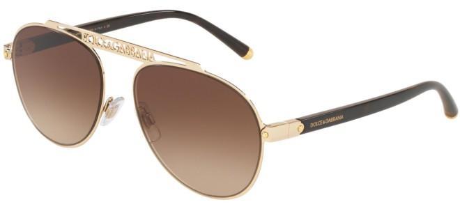 Dolce & Gabbana zonnebrillen LOGO DG 2235