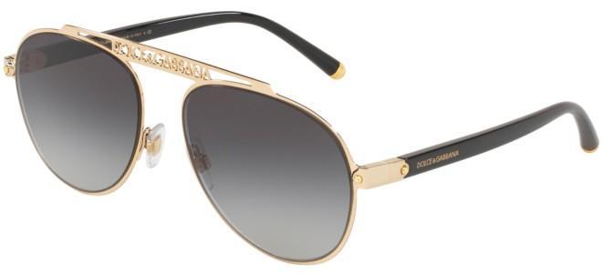Dolce & Gabbana solbriller LOGO DG 2235