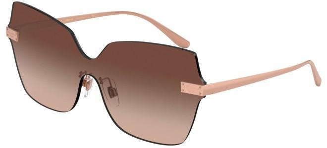 Dolce & Gabbana zonnebrillen LOGO PLAQUE DG 2260