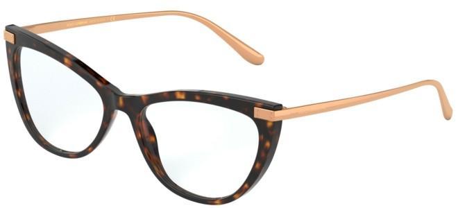 Dolce & Gabbana eyeglasses LOGO PLAQUE DG 3329