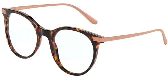 Dolce & Gabbana briller LOGO PLAQUE DG 3330