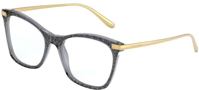 Dolce & Gabbana briller LOGO PLAQUE DG 3331