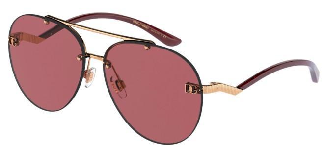 Dolce & Gabbana zonnebrillen MONOGRAM DG 2272