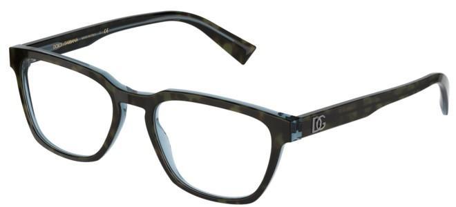 Dolce & Gabbana briller MONOGRAM DG 3333