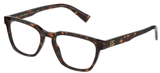 Dolce & Gabbana brillen MONOGRAM DG 3333