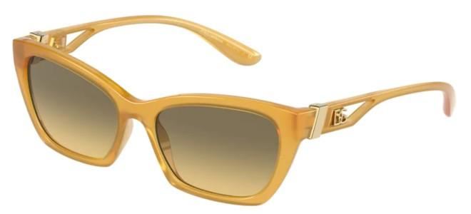 Dolce & Gabbana solbriller MONOGRAM DG 6155