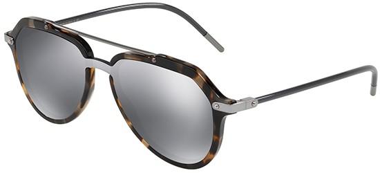 Sonnenbrillen Dolce & Gabbana PRINCE DG 4330 SHINY BLACK/GREY Herrenbrillen pTiuxbZf