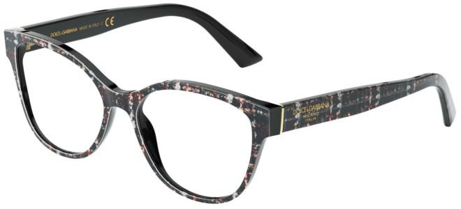 Dolce & Gabbana eyeglasses PRINTED DG 3322