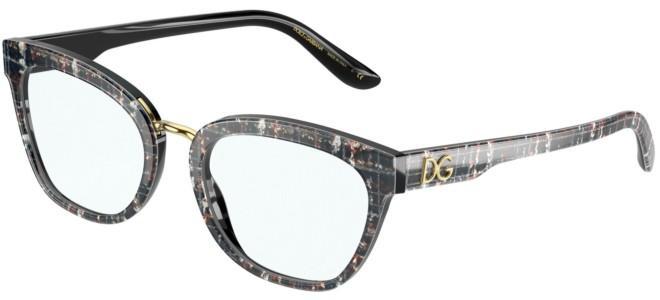 Dolce & Gabbana briller PRINT FAMILY DG 3335