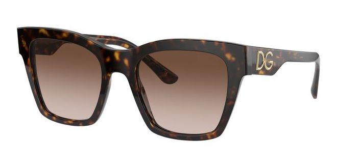 Dolce & Gabbana zonnebrillen PRINT FAMILY DG 4384