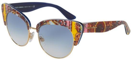Dolce & Gabbana SICILIAN CARRETTO DG 4277 HANDCART BLUE/GREY BLUE SHADED