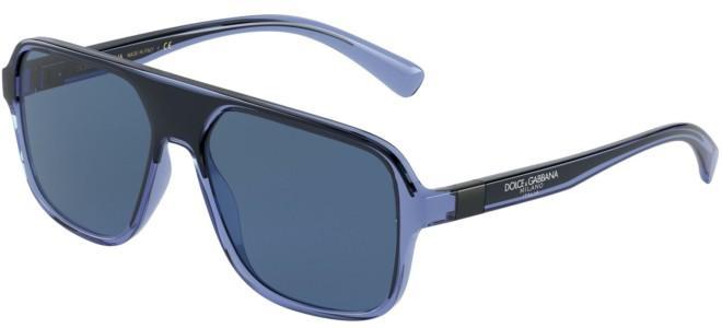 Dolce & Gabbana sunglasses STEP INJECTION DG 6134