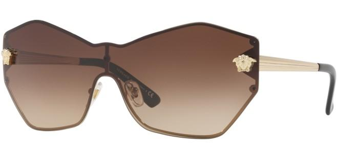 Versace sunglasses GLAM MEDUSA SHIELD VE 2182