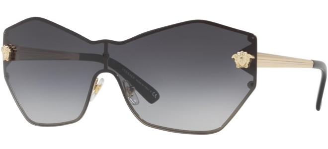 Versace solbriller GLAM MEDUSA SHIELD VE 2182
