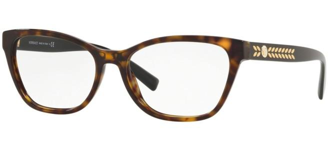 Versace eyeglasses MEDUSA LEAVES VE 3265
