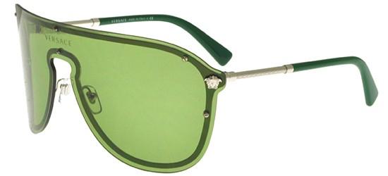 Versace MEDUSA MADNESS VE 2180 SILVER/GREEN