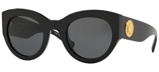 Versace TRIBUTE COLLECTION VE 4353 BLACK/GREY