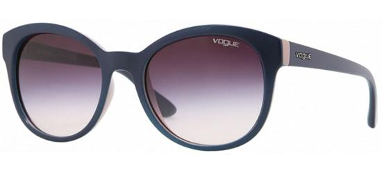 Vogue VO 2795S DARK BLUE NUDE/SMOKE SHADED