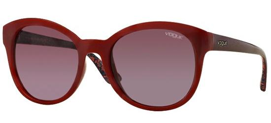 Vogue VO 2795S RED FLOWER FANTASY/MAUVE SHADED