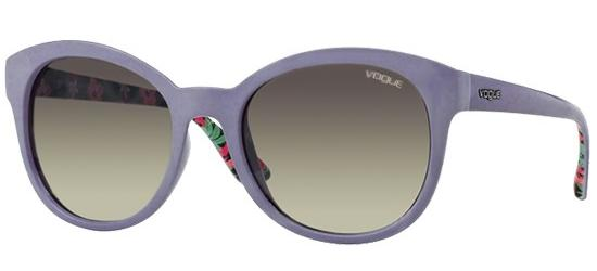 Vogue VO 2795S LILAC FLOWER FANTASY/GREY SHADED