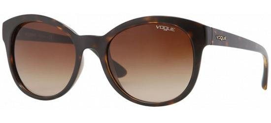 Vogue VO 2795S HAVANA BLACK/BROWN SHADED