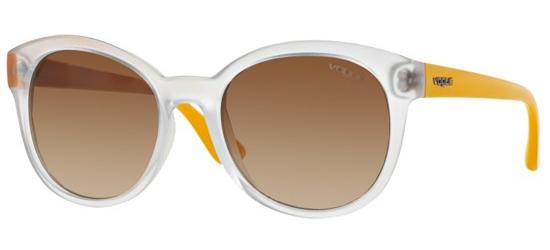 Vogue VO 2795S CRYSTAL YELLOW/BROWN SHADED