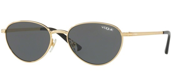 Vogue VO 4082S BY GIGI HADID GOLD/GREY
