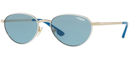 Vogue VO 4082S BY GIGI HADID PALE GOLD/BLUE