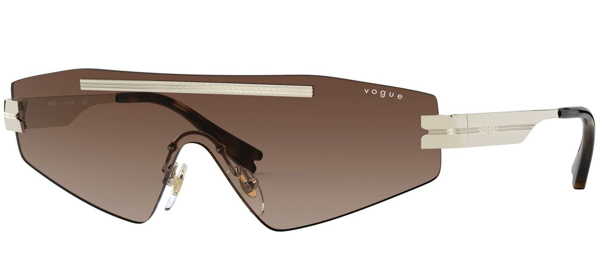Vogue solbriller VO 4165S BY MILLIE BOBBY BROWN