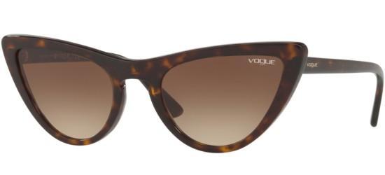 Vogue VO 5211S BY GIGI HADID DARK HAVANA/BROWN SHADED