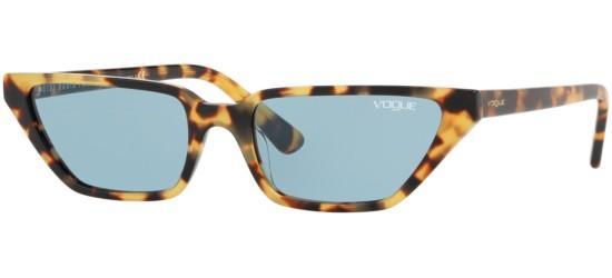Vogue VO 5235S BY GIGI HADID BLONDE HAVANA/BLUE