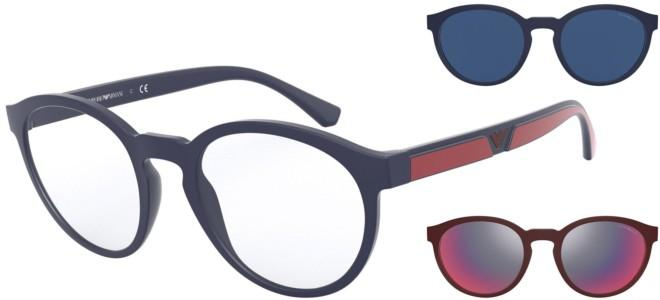 Emporio Armani solbriller EA 4152
