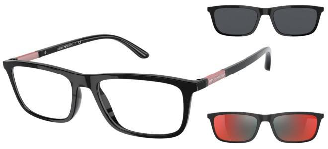 Emporio Armani zonnebrillen EA 4160